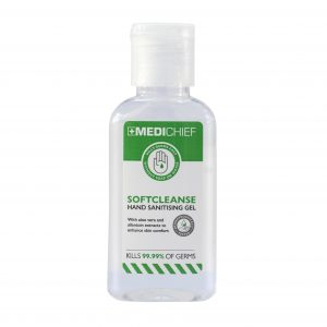 Hand Sanitiser Gel - 50ml (Pack of 7) | Medichief
