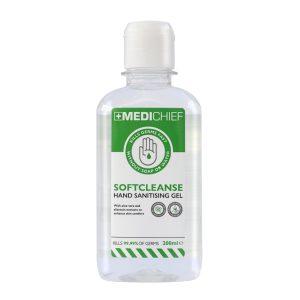 Hand Sanitiser Gel - 200ml (Pack of 3) | Medichief