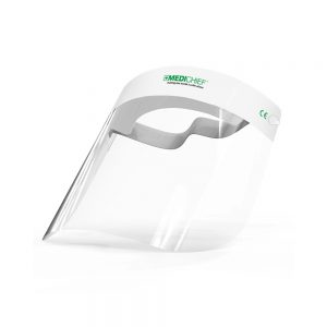 Premium Face Shield (Pack of 10) by Medichief
