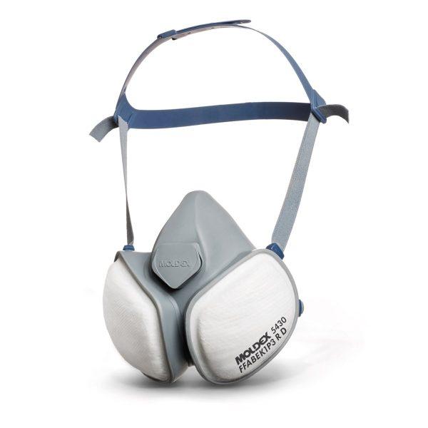 Moldex 5430 Compact Half Mask