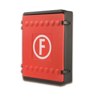 HS56 Fire Hose / Document Cabinet