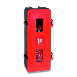 HS70 Single Fire Extinguisher Cabinet