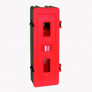 HS83 Single Fire Extinguisher Cabinet