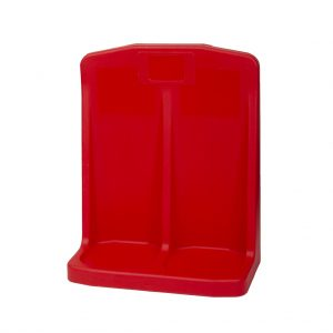 HS20 Double Fire Extinguisher Stand