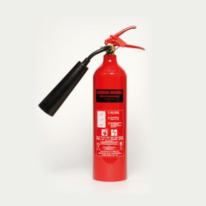 2kg CO2 Fire Extinguisher (Alloy Body)