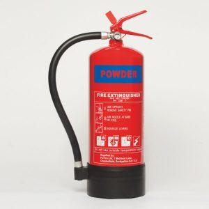 6kg ABC Powder Fire Extinguisher, Stored Pressure