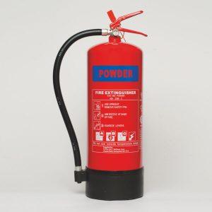 9kg ABC Powder Fire Extinguisher, Stored Pressure