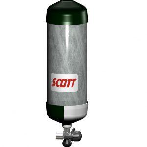 CYL-FWC-1800-RA 6.8ltr 207 bar Composite Cylinder | 3M Scott