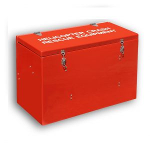 JB22 CAP437 Helicopter Crash Rescue Equipment Chest