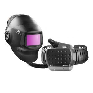 3M™ Speedglas™ G5-01VC Welding Helmet with 3M™ Adflo Powered Air Respirator - 617830
