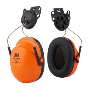 3M Peltor Clip on ear defenders hearing ear muffs